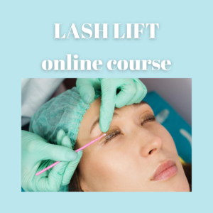 Lash Lift – online course