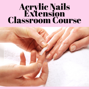 Acrylic extension – Classroom Course